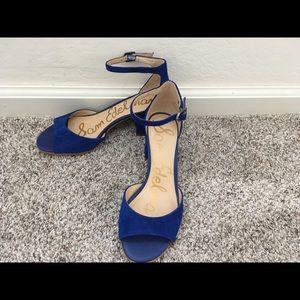Sam Edelman Susie d'Orsay Ankle Strap Sandal